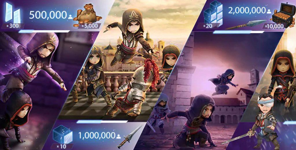 Assassin's Creed Rebellion Dirilis